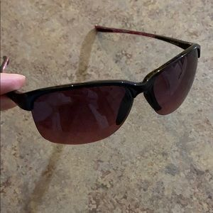 Oakley unstoppable polarized sunglasses